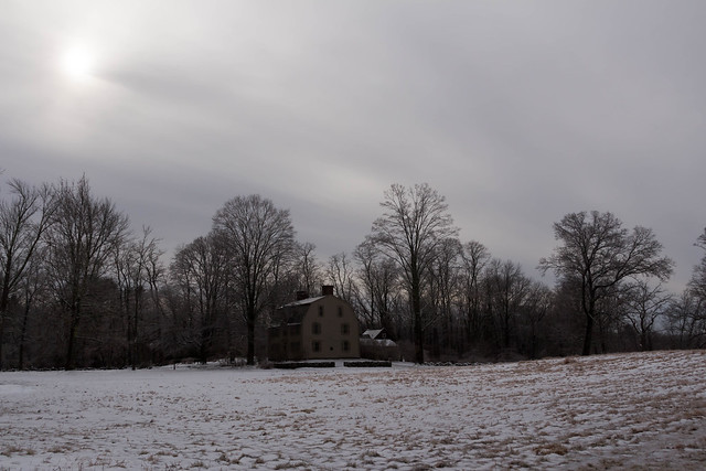 Minuteman National Park, Concord, MA, December 24, 2017