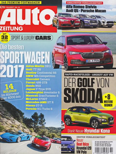 Auto Zeitung 14/2017
