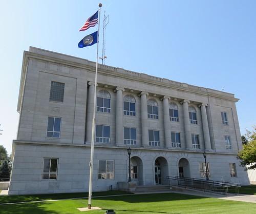 Kimball County Courthouse (Kimball, Nebraska)