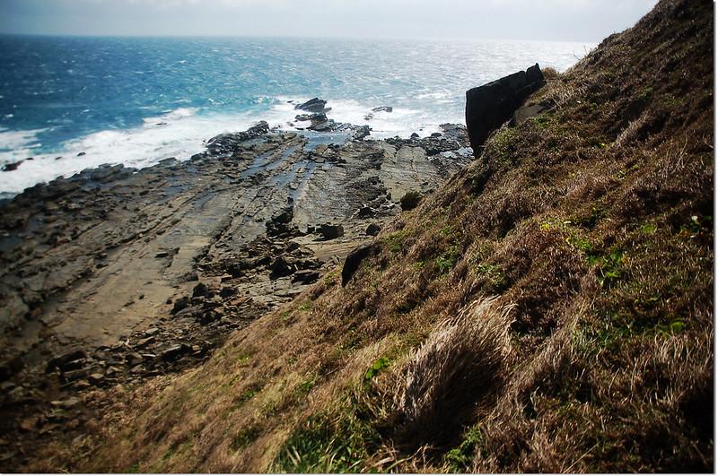 溪仔口山山坡大草原俯瞰海岸線 3