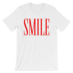 Smile Shirt, Smile T Shirt, Smile TShirt, Smile T-Shirt, Smile Tee Shirt, Smile Tee, Smile T Shirts, Smile Tee Shirts, Trendy T Shirt, Trend by 25VintagePlace