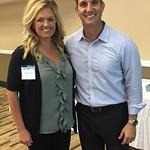 MARF Executive Director Erika Leonard & Paul - Lake of the Ozarks, Missouri