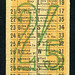 ticket - london transport coaches 2and5