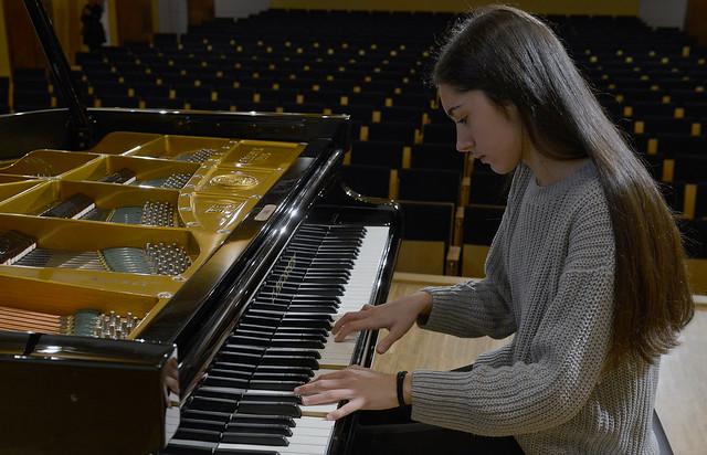 Concerts a la Fundació: María Linares