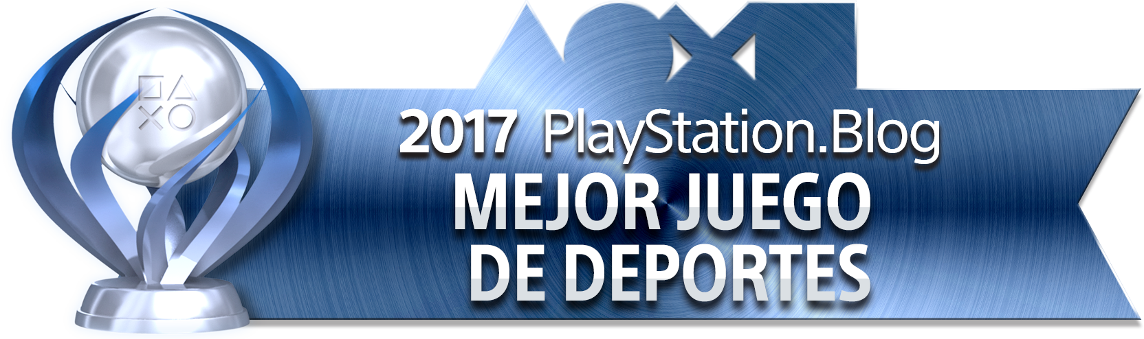 PlayStation Blog Game of the Year 2017 - Best Sports Game (Platinum)