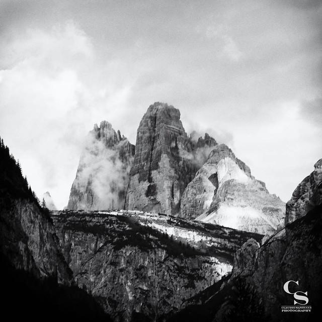 The Three Peaks of Lavaredo in B&W_.jpg