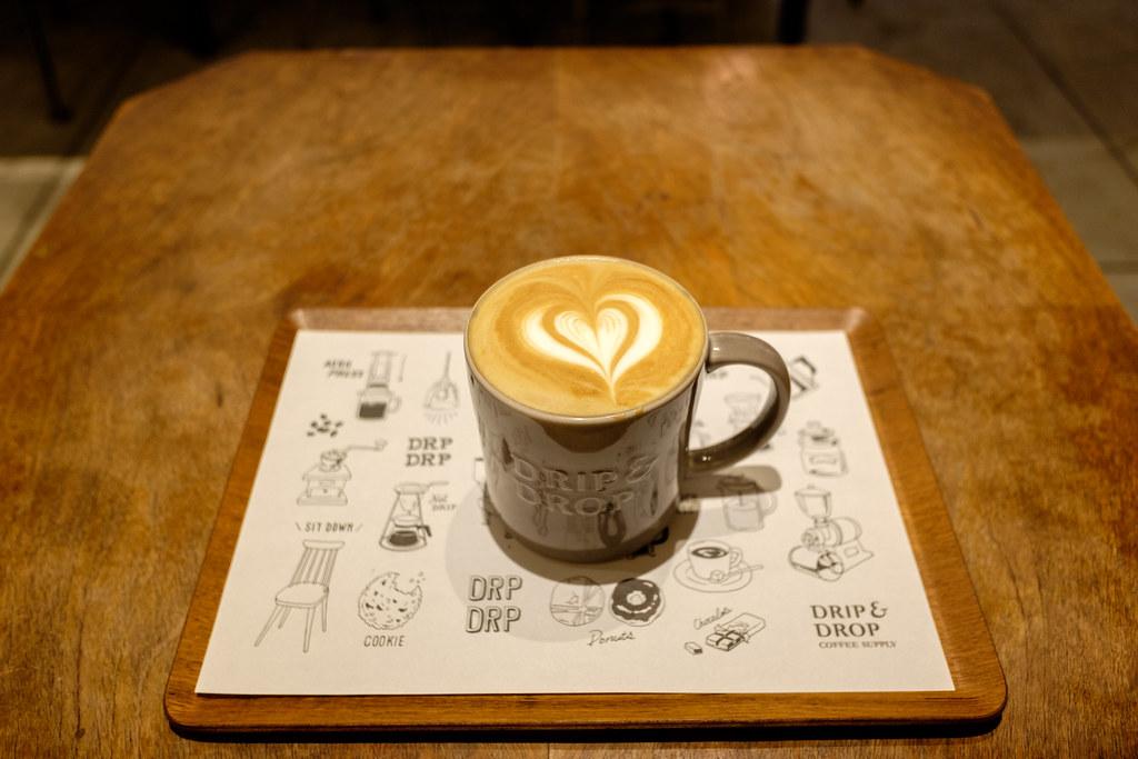 DRIP & DROP COFFEE SUPPLY 2017/12/29 X7009941