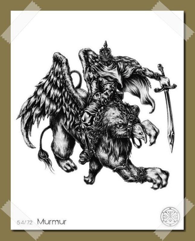 Murmur - Demon and Spirit of Solomon
