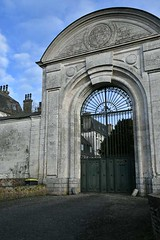 Chateau gate, Boubers-sur-Canche - Photo of Croisette