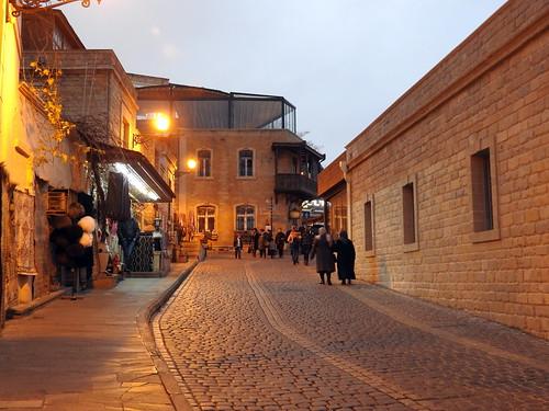 Baku (Azerbaijan) - Città Vecchia