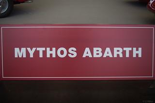 Mythos Abarth - Retro Classics Bavaria 2017