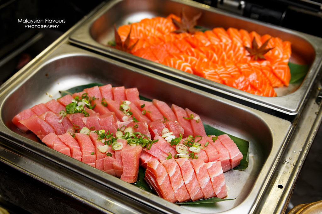 Shumatsu Japanese Buffet Dinner Eyuzu