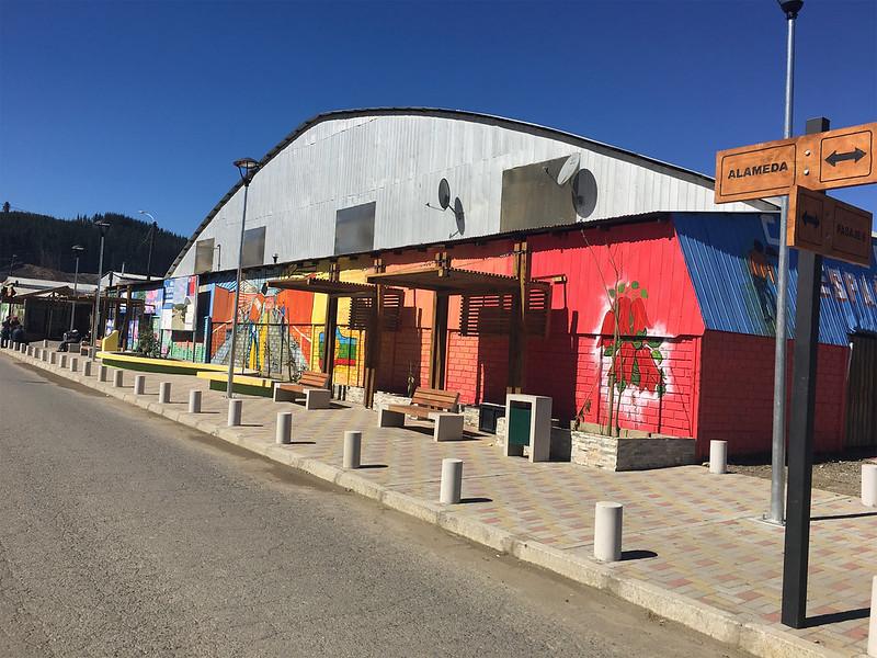 Mejoramiento de Calles - Barrio Alameda – Curanilahue