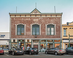 IOOF Hall (1889) - Vacaville, California (12/13/2017)