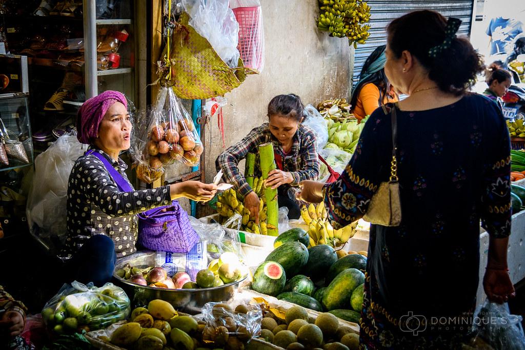 Phnom Penh Russian Market