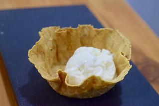 lemon ginger ice cream