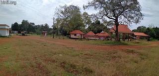 Madathikkavu Bhagavathi Temple, Pooppathy, Thrissur