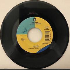 THE B-52'S:ROAM(RECORD SIDE-B)