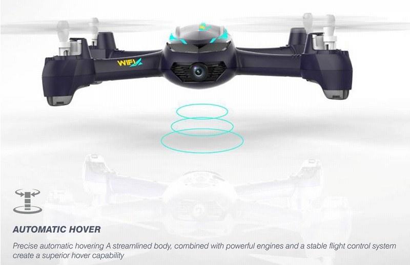 Hubsan H216A X4 DESIRE Pro レビュー (7)
