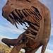Desert Dinosaur by cowyeow