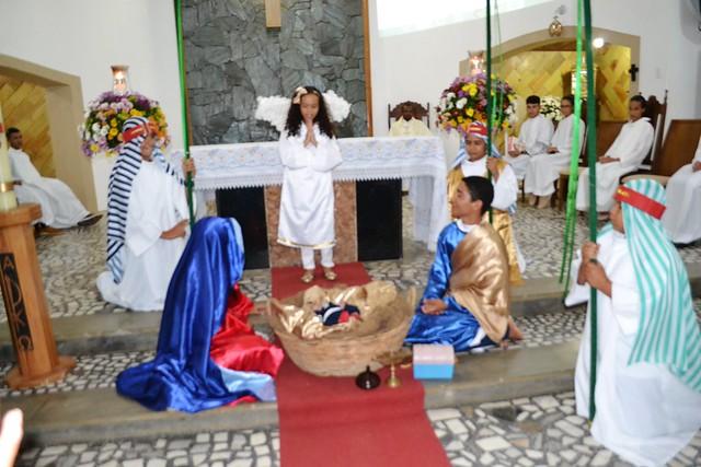 Natal 2017 - Igreja Católica Iguaí