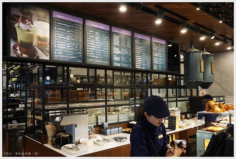 卡啡那CAFFAINA 大墩店-43-櫃台