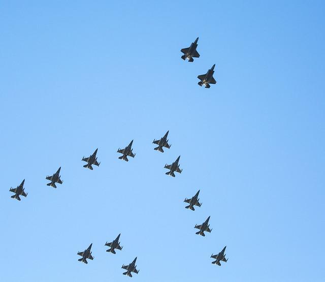 F16og F35