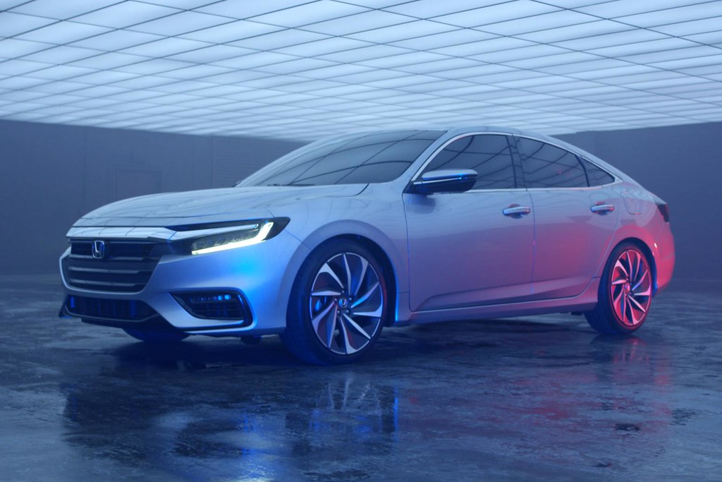 All-new 2019 Honda Insight prototype to debut at 2017 Detroit Auto Show