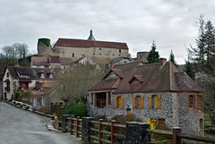 Gargilesse-Dampierre (Indre). - Photo of Éguzon-Chantôme
