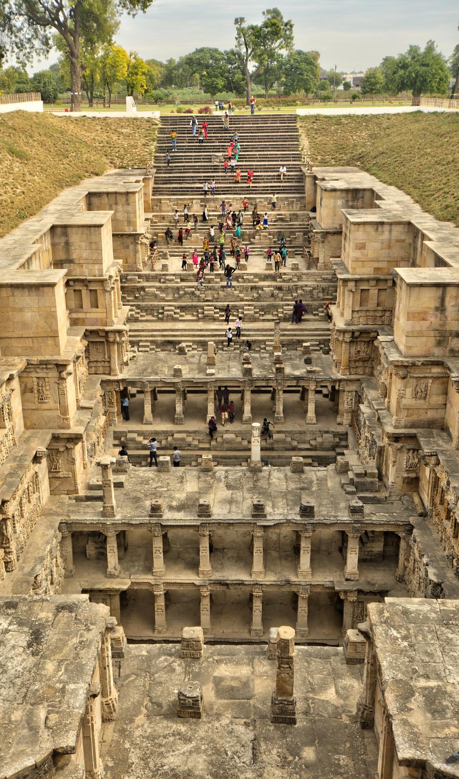 Rani-ki-Vav (the Queen's Stepwell) at Patan, Gujarat