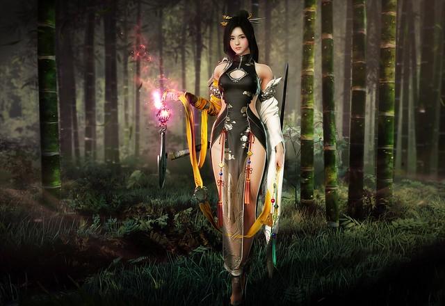 Black Desert Online - Mystic
