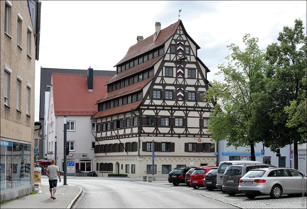 Дом семи крыш