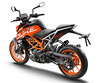 miniature KTM 390 Duke 2018 - 11