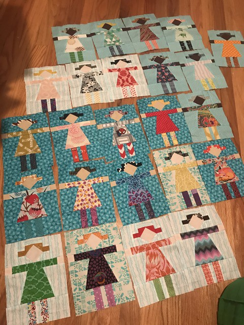 in the neighborhood quilt