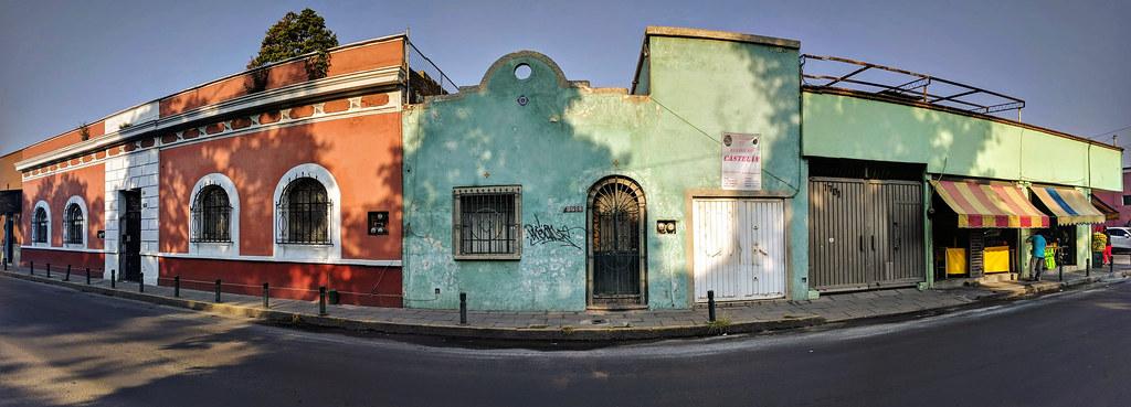 Barrio de Santiago, charming historic neighborhood in Puebla
