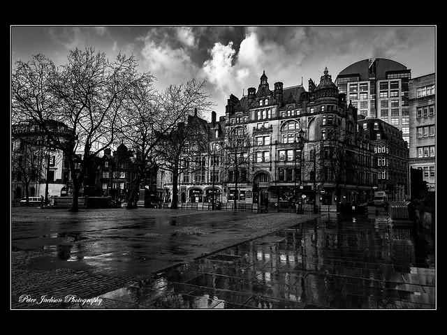 Albert Square, Manchester. Explore, Canon EOS 6D, Sigma 12-24mm f/4.5-5.6 DG HSM II