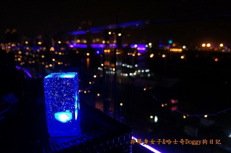 高雄夜景餐廳璀璨星空SKY BAR01