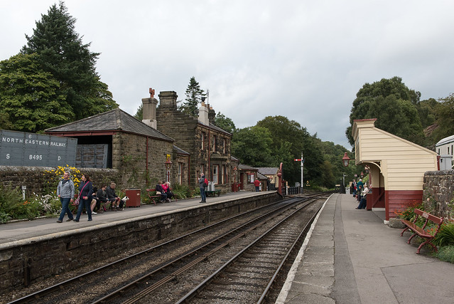 The Station at Goathland