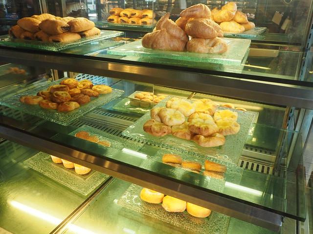 マジェスティックホテルの朝食