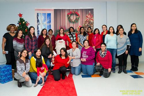 Santa at Teecs-128