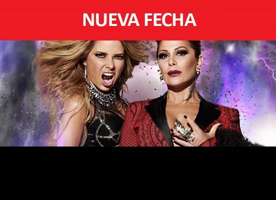 Gloria Trevi Vs Alejandra Guzmán / Auditorio telmex.