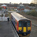 East Midlands Trains 153308 - Boston