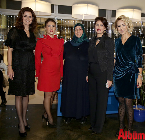 Esra Kiriş, Emel Özdemir, Nalan Mısırlıoğlu, Hülya Sili, Öznur İşman