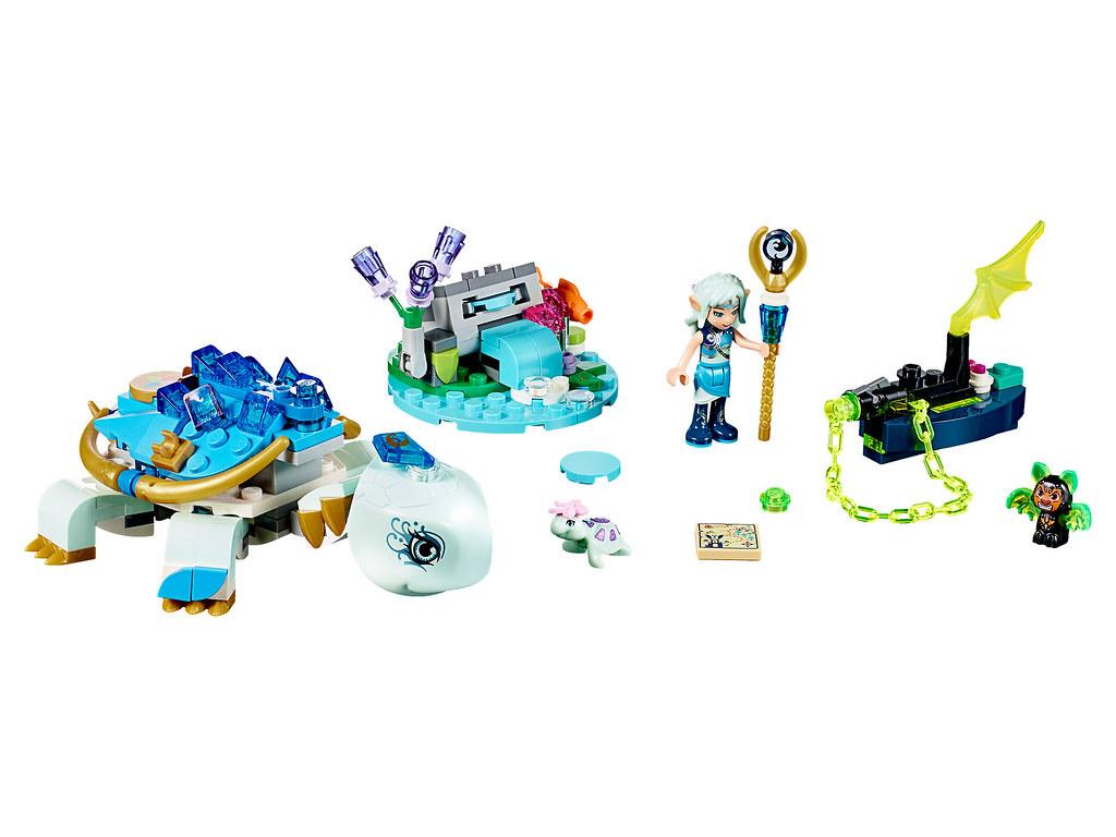 LEGO Elves 41191 - Naida and Water Turtle Ambush