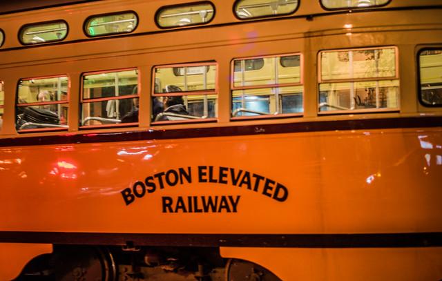 boston elevated railway