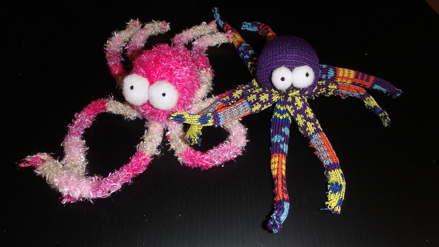 How to make plushie octopus
