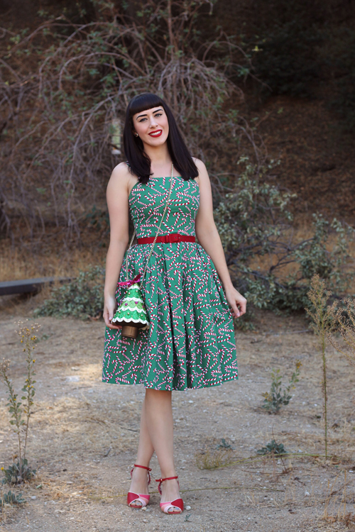 Hearts and Found Lana Dress Southern California Belle