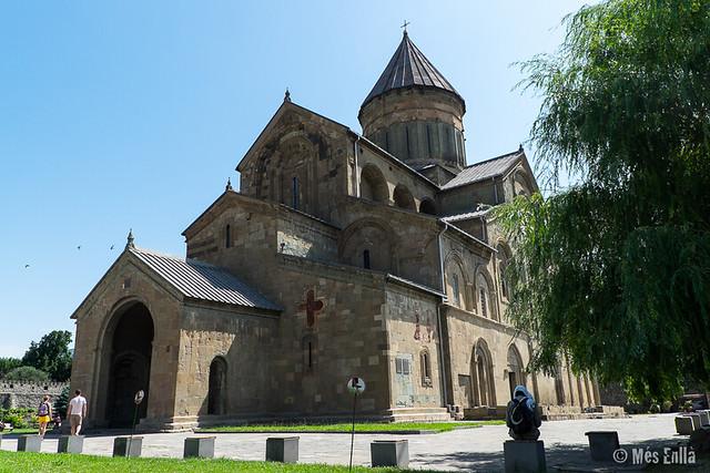 Mtskheta catedral