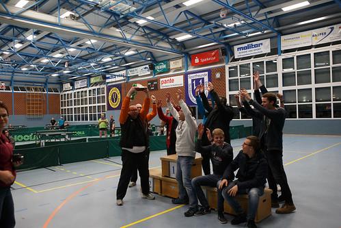 TuS Hilter gewinnt den Goldenen Schläger 2018 in Schledehausen