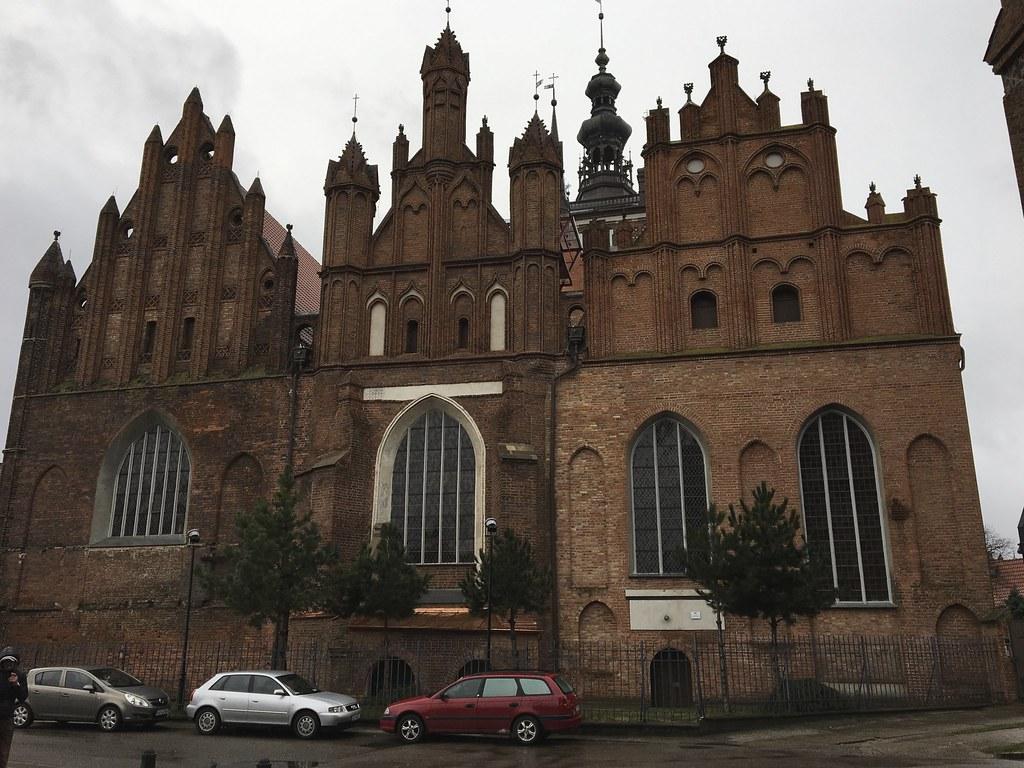 Gdańsk - Kaupunki, josta alkoi toinen maailmansota